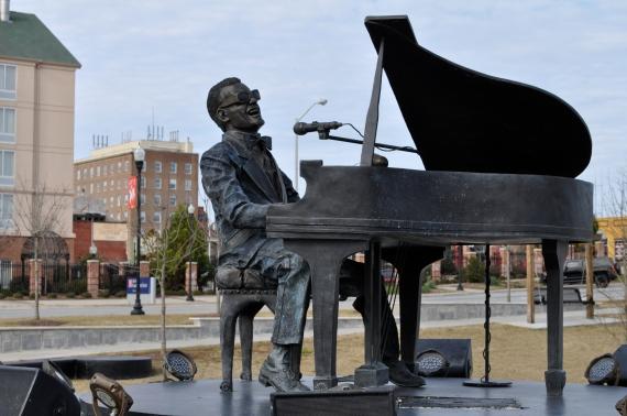 Ray Charles Plaza, Albany, GA