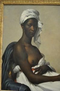 Portrait de Négresse