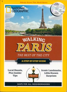 Mapped Neighborhood Walks, Good Eats and In The Know sidebars: I would not do Paris without this little book.