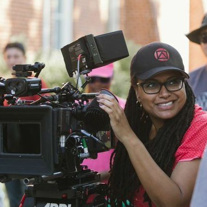 Ava DuVernay directing film, Selma. ~ Photo by Atsushi Nishijima/Courtesy of Paramount Pictures